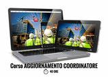 Corso Aggiornamento Coordinatore Sicurezza CONVENZIONE