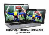 Corso Rischio Spazi Confinati D.P.R. 177/2011
