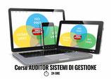 Auditor Interno Sistemi di Gestione