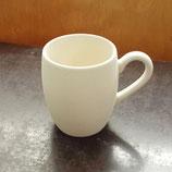Milchkaffee-Becher