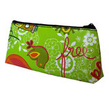 Estuche con base Peace & Love