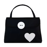 Bolso Ester Love White