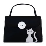 Bolso Ester Cat White