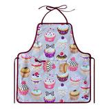 Davantal Infantil Cupcakes