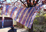 Schönes asymmetrisches Schaltuch aus hochwertiger Baumwolle