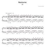 2ème Nocturne pour piano