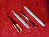 Bâtons de massage (pierre ou verre selon modèle)