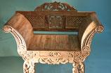 Balinese teakhouten stoel