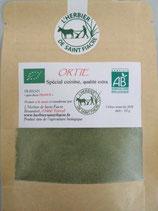 Ortie qualité herboriste, poudre extra fine pour la cuisine.