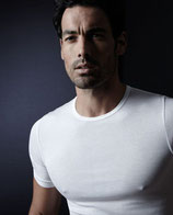 Tee-shirt col rond Oscalito 136- blanc - Filoscozia®