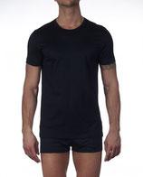 Tee-shirt ras du cou - Oscalito 2600- bleu - coton égyptien Filoscozia®