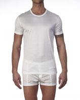Tee-shirt ras du cou - Oscalito 2600- blanc - coton égyptien Filoscozia®