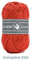 Durable Coral Grenadine 2193