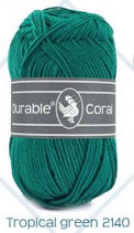 Durable Coral 2140 Tropical Green