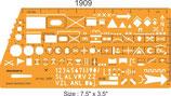 Normographe OTAN 1909