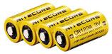 Pack Batteries x4, 650mAh 3.7V 2.4Wh