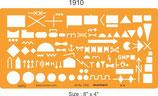 Normographe OTAN 1910