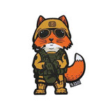Patch Fox Marines Recon 5.11