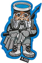 Patch Navy Seals gnome 5.11