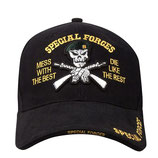 Special Forces Rothco Casquette  - Noir