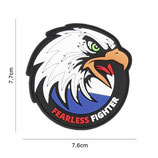 Patch Aigle Fearless Fighter