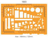 Normographe OTAN 1903