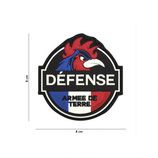 Patch Défense Coq