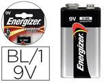 PILE ENERGIZER ALCALINE POWER I.C.E. 6LR61 9V