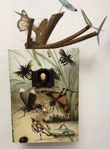 Kuckucksuhr Vlinder
