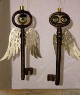 2 Bartschlüssel-Engelwächter