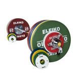 ELEIKO IWF WL Competition Set - 185 kg, women, FG