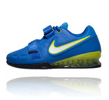 Nike Romaleos 2 - blau / volt
