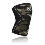 Rx Knee Support 7mm Neopren, camo/schwarz und schwarz