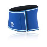 Rückenbandage Retro Neopren 7mm, blau