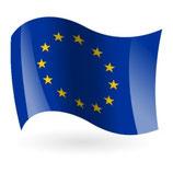 Bandera Exterior Europa