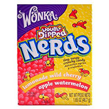 Nerds Double Dipped Watermelon/apple & Cherry Lemonade