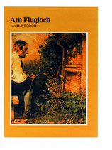 Am Flugloch - H.Storch