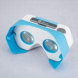 DSCVR Headset for smartphone - Blue