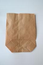 Blockbodenbeutel Kraftpapier braun