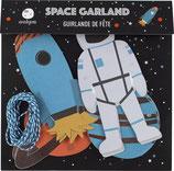 Girlande SPACE