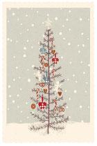 Geschenkanhänger Weihnachtsbaum