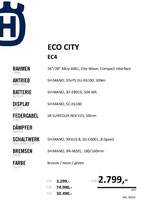 Eco City 4 FW