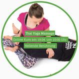 Online Thai Yoga Massage Workshop