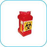 Recolector para Punzocortantes 1.5 litros