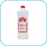 Alcohol Rojo 225 ml de 96% de pureza