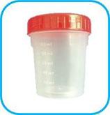 Vaso Recolector Estéril 100ml