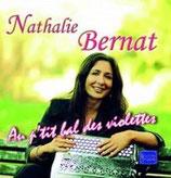 """CD Nathalie BERNAT""""Au ptit bal des violettes"""""""