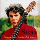 "CD RICAO ""Flamenco gitan"""