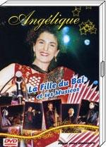 """DVD Angélique """" La fille du bal """" 19.90€"""
