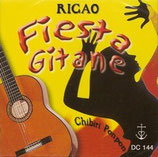 "CD FIESTA GITANE ""CHIBIRI PONPON""compil RICAO vol2"